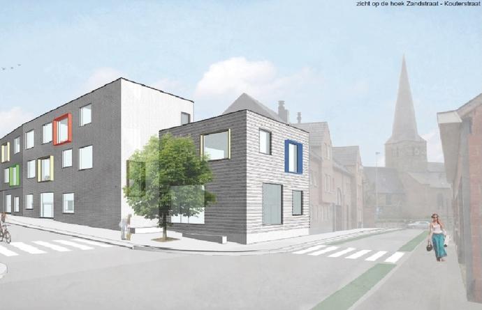 Nieuwbouw gemeenteschool